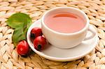 rose hip tea Stock Photo - Royalty-Free, Artist: joannawnuk                    , Code: 400-04837768