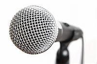 Professional audio recording hardware Stock Photo - Royalty-Freenull, Code: 400-04843515