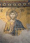 Icon from Sophia Hagia church in Istanbul Stock Photo - Royalty-Free, Artist: lindom                        , Code: 400-04847273