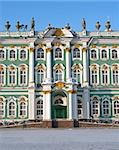 From the 1760s onwards the Winter Palace was the main residence of the Russian Tsars. Many visitors also know it as the main building of the Hermitage Museum. Stock Photo - Royalty-Free, Artist: Vydrin                        , Code: 400-04852297