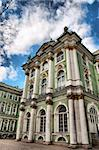Winter Palace in Saint Petersburg of Russia Stock Photo - Royalty-Free, Artist: GekaSkr                       , Code: 400-04867725
