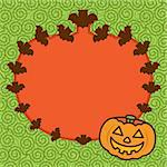 Illustration of Halloween Holiday Series. Stock Photo - Royalty-Free, Artist: Kahimm2010                    , Code: 400-04873810