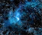 image of stars and nebula clouds in deep space Stock Photo - Royalty-Free, Artist: clearviewstock                , Code: 400-04875566