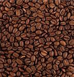 coffee beans as background Stock Photo - Royalty-Free, Artist: trgowanlock                   , Code: 400-04886371