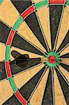 Concept of having business success by throwing darts Stock Photo - Royalty-Free, Artist: Kartouchken                   , Code: 400-04888313