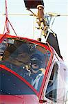 Pilot flying Medevac Stock Photo - Royalty-Free, Artist: MonkeyBusinessImages          , Code: 400-04890195