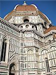 The famous big dome of Florence (Italy) Stock Photo - Royalty-Free, Artist: franxyz                       , Code: 400-04901498