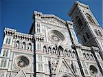The famous big dome of Florence (Italy) Stock Photo - Royalty-Free, Artist: franxyz                       , Code: 400-04901500
