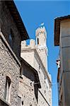 On the streets of Volterra, Tuscan, Italy Stock Photo - Royalty-Free, Artist: lindom                        , Code: 400-04904225