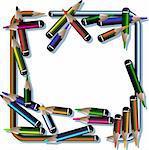 pencil frame