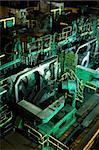 A huge mill in the production of steel sheet on coil Stock Photo - Royalty-Free, Artist: corepics                      , Code: 400-04923835