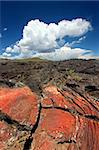 Amazing volcanic landscape at Craters of the Moon National Monument of Idaho. Stock Photo - Royalty-Free, Artist: Wirepec                       , Code: 400-04924982