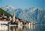 perast village in kotor bay montenegro Stock Photo - Royalty-Free, Artist: travelphotography             , Code: 400-04925414