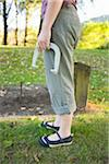 Close-Up of Woman Playing Horseshoes Stock Photo - Premium Rights-Managed, Artist: Ty Milford, Code: 700-04931694