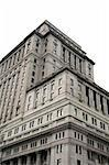 Isolated Courthouse Building - Montreal Canada Stock Photo - Royalty-Free, Artist: surpasspro                    , Code: 400-04938867
