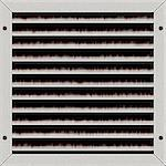 Background illustration of metal air ventilation cover Stock Photo - Royalty-Free, Artist: icholakov                     , Code: 400-04965230