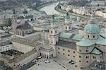 Salzburg, Austria. The town where Mozart was born. Stock Photo - Royalty-Free, Artist: victorpr                      , Code: 400-04974768