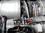 Inside big jet engine Stock Photo - Royalty-Free, Artist: Baloncici                     , Code: 400-04975069