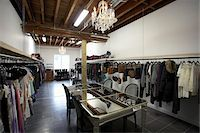 Interior of Clothing Store Stock Photo - Premium Rights-Managednull, Code: 700-04981812