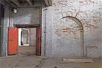Abandoned Storehouse Building Stock Photo - Royalty-Freenull, Code: 400-04985162