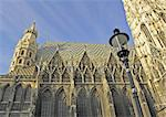 St. Stephen's Cathedral, Vienna, Austria. Stock Photo - Royalty-Free, Artist: Nikonaft                      , Code: 400-04991446