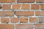 An old weathered brick wall background Stock Photo - Royalty-Free, Artist: markabond                     , Code: 400-04992175