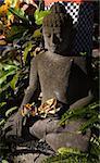 Sculpture of Buddha in Bali, Indonesia Stock Photo - Royalty-Free, Artist: erikdegraaf                   , Code: 400-04992374