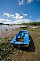 estuary of the river avon aveton gifford south hams devon england uk Stock Photo - Royalty-Freenull, Code: 400-04995805