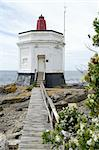 Lighthouse, Bluff, New Zealand Stock Photo - Royalty-Free, Artist: oralleff                      , Code: 400-05011714