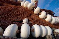 Fishing Nets in the port of San Vicente de la Barquera, Cantabria Stock Photo - Royalty-Freenull, Code: 400-05023938