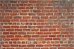 Old brick wall Stock Photo - Royalty-Free, Artist: disorderly                    , Code: 400-05024343