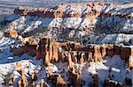 Bryce Canyon, view from