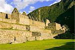 Incan ruins of Machu Picchu near Cusco, Pero. Stock Photo - Royalty-Free, Artist: tank_bmb                      , Code: 400-05028308