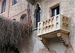 Julliet's balcony - Verona Stock Photo - Royalty-Free, Artist: smr78                         , Code: 400-05029609