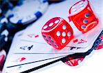 In the casino Stock Photo - Royalty-Free, Artist: JanPietruszka                 , Code: 400-05041761