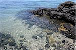 Sea and rocks in the Hauraki Gulf Stock Photo - Royalty-Free, Artist: Undy                          , Code: 400-05042176