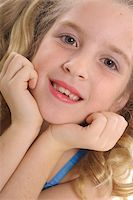 my little model upclose Stock Photo - Royalty-Freenull, Code: 400-05042914