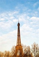 The Eiffel Tower  - paris France Stock Photo - Royalty-Freenull, Code: 400-05044242