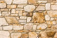 Stone tile wall pattern background Stock Photo - Royalty-Freenull, Code: 400-05048912