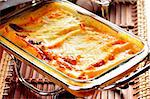 Cannelloni dishes from the Italian restaurant Stock Photo - Royalty-Free, Artist: pershing                      , Code: 400-05054190