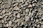 Ordinary gray stones. Background or texture. Sunny day. Stock Photo - Royalty-Free, Artist: alionakuz                     , Code: 400-05060085