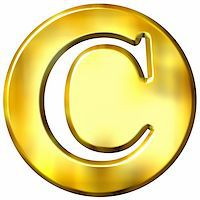 fancy letters - 3d golden letter C isolated in white Stock Photo - Royalty-Freenull, Code: 400-05072881