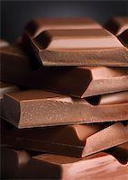 chocolate bars Stock Photo - Royalty-Freenull, Code: 400-05093837