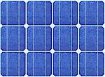 A section of solar cell panels Stock Photo - Royalty-Free, Artist: dylan_burrill                 , Code: 400-05108016