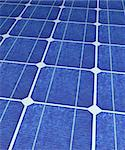 A section of solar cell panels Stock Photo - Royalty-Free, Artist: dylan_burrill                 , Code: 400-05108017