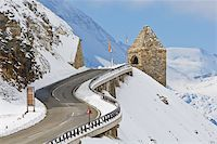 Monument in the Grossglockner high alpine road, National Park Hohe Tauern, Austria Stock Photo - Royalty-Freenull, Code: 400-05135310