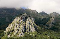 Pass of Ponton, Leon, Castilla y Leon (Spain) Stock Photo - Royalty-Freenull, Code: 400-05147330