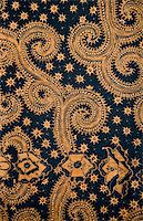 Detail of a batik design from Indonesia Stock Photo - Royalty-Freenull, Code: 400-05158972