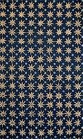 Detail of a batik design from Indonesia Stock Photo - Royalty-Freenull, Code: 400-05158973