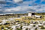 Landscape of the Poulnabrone megalithic tomb in Ireland Stock Photo - Royalty-Free, Artist: gabriela                      , Code: 400-05178905
